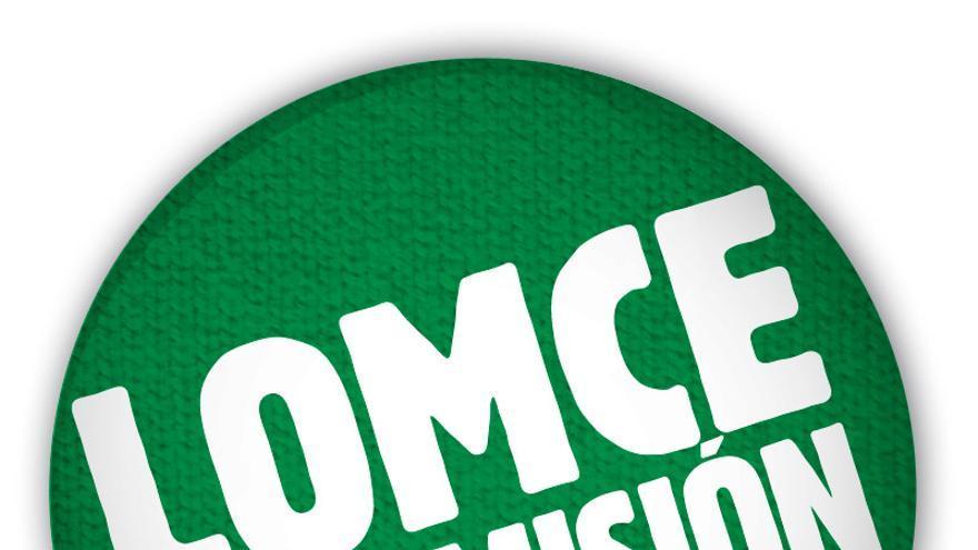 Símbolo de la campaña de insumisión a la LOMCE.
