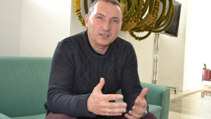 Antonio Vilela, portavoz de los afectados por sentencia de derribo en Cantabria