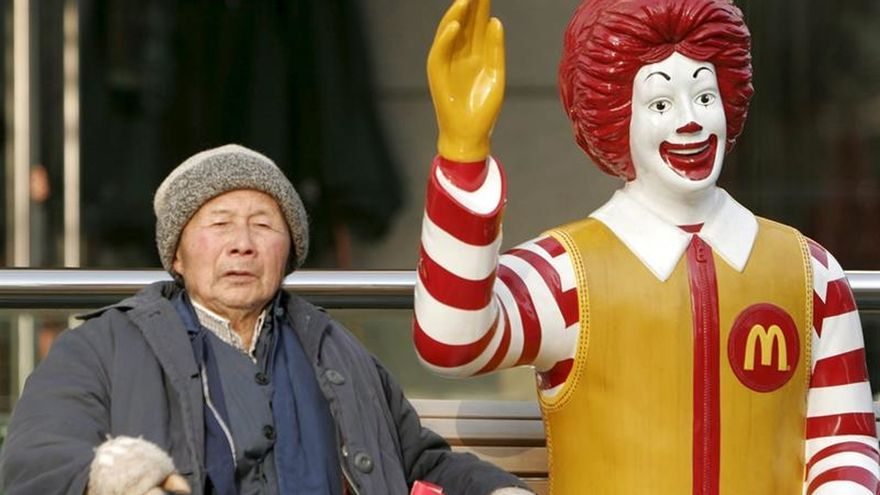 McDonald's vende el 80 % de su negocio en China a Citic y Carlyle