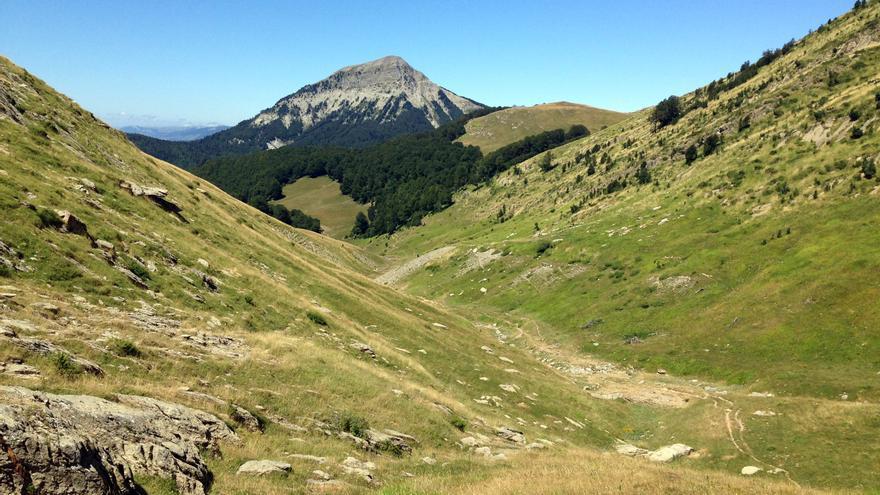 Parque Natural de los Valles Occidentales, Pirineo Aragonés