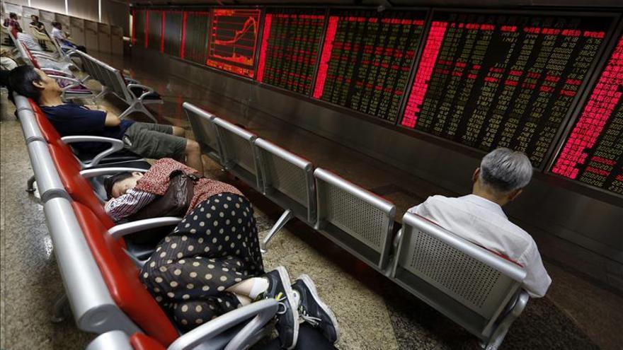 La Bolsa de Shanghái abre con ganancias de un 0,16 por ciento