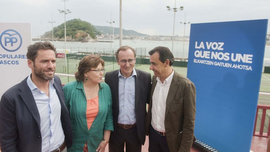 Martínez-Maillo (PP) acusa a PNV y PSOE de ser responsables del bloqueo de España