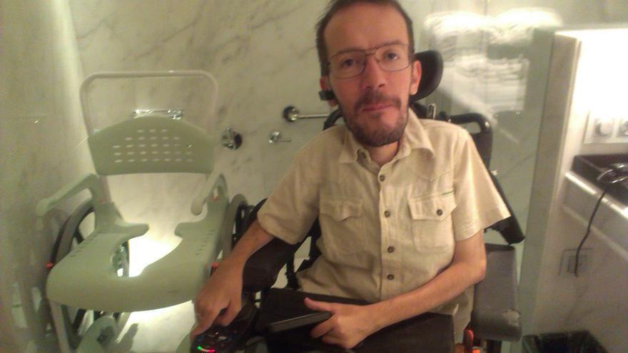 Pablo Echenique-Robba, autor de De Retrones y Hombres. Foto: M. A. Nelo
