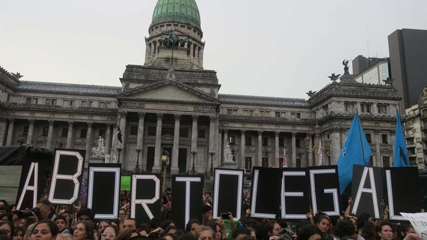 El Parlamento argentino debatirá sobre el aborto pese a las reticencias del Gobierno