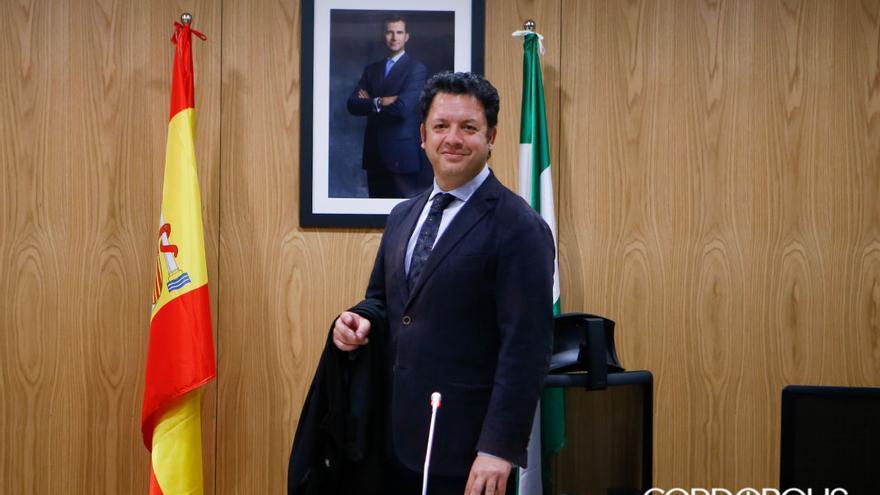 Marcos Santiago Cortés.
