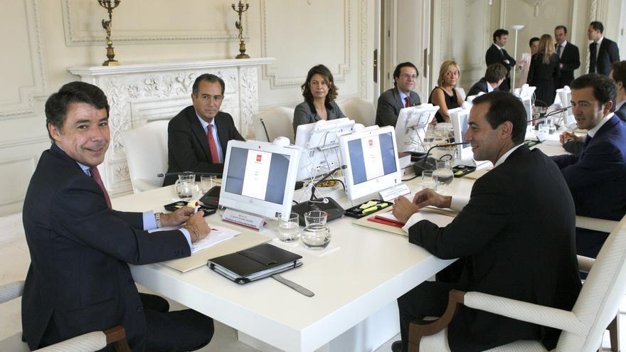 González afirma que sus consejeros formarán un equipo compacto coordinado por Presidencia