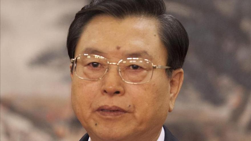 El presidente de la Asamblea Popular China destaca la colaboración con el Congreso de Perú