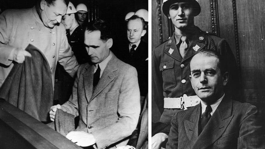 Una nueva biografía relanza el debate sobre las dos vidas de Albert Speer