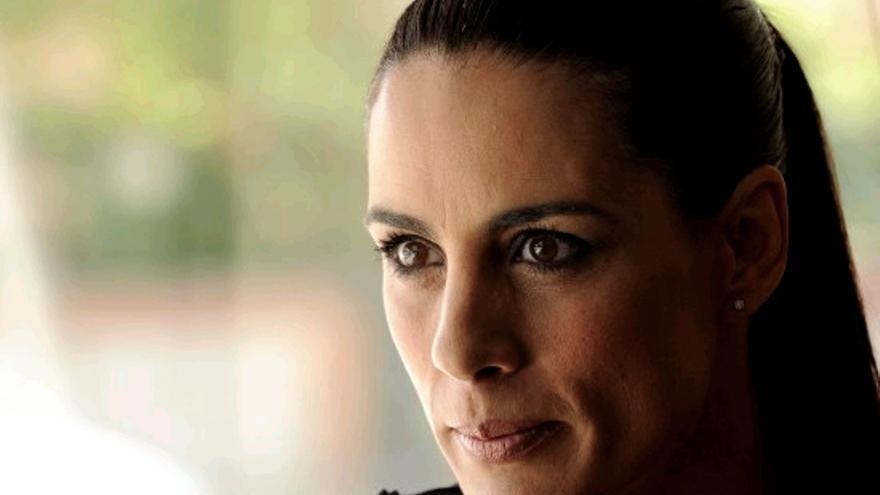Alicia Senovilla regresa con buena nota a la televisión