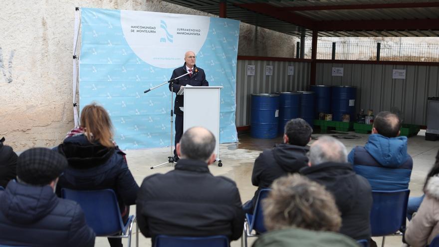 El Gobierno de Navarra financia con 92.000 euros el nuevo punto limpio de Sartaguda