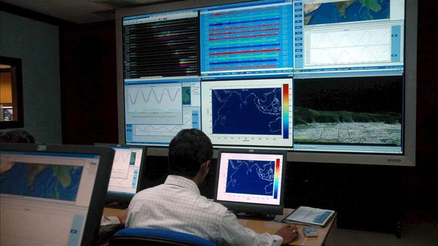 Un sismo de magnitud 6,9 sacude el este de las Islas Salomón, en el Pacífico Sur
