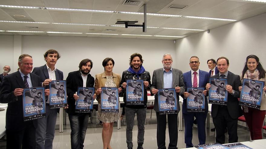 El concierto de Manuel Carrasco recaudará fondos para el parque infantil en Valdecilla