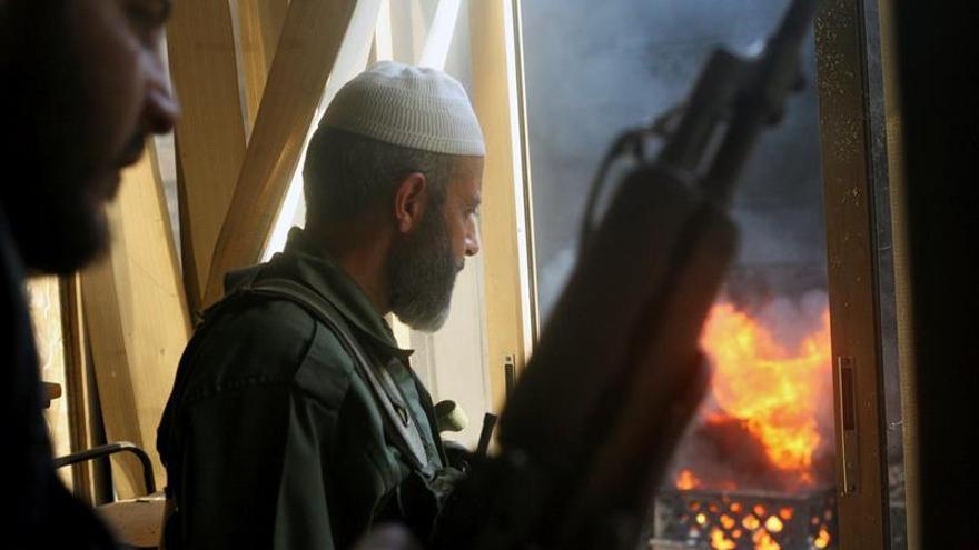 Las FSD aseguran que han tomado un barrio del extrarradio de Al Raqa