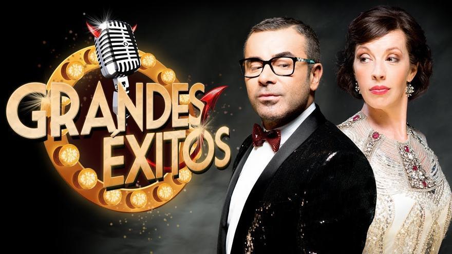 Imagen promocional de la obra 'Grandes éxitos', del presentador de 'Sálvame', Jorge Javier Vázquez