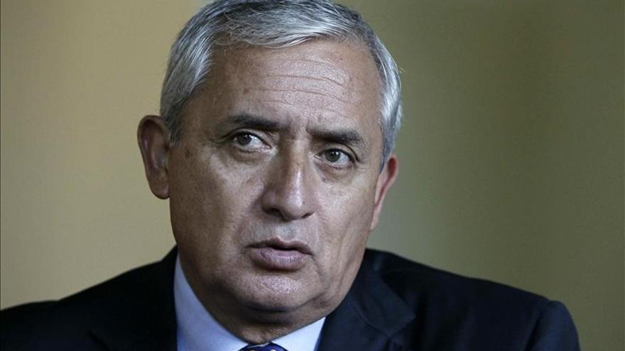 Pérez destaca el resultado del estado de sitio en cuatro municipios guatemaltecos