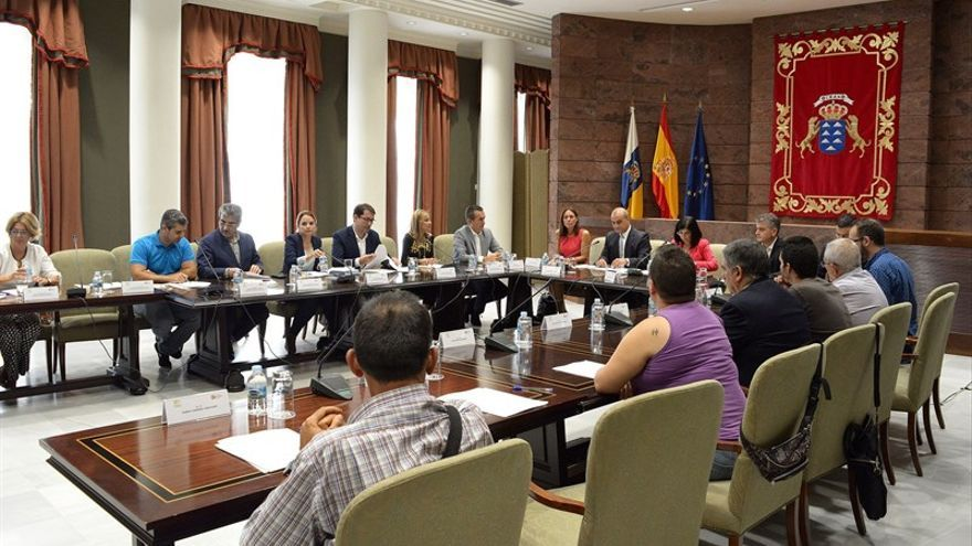 La Federación de Salud Mental de Canarias, en el Parlamento regional