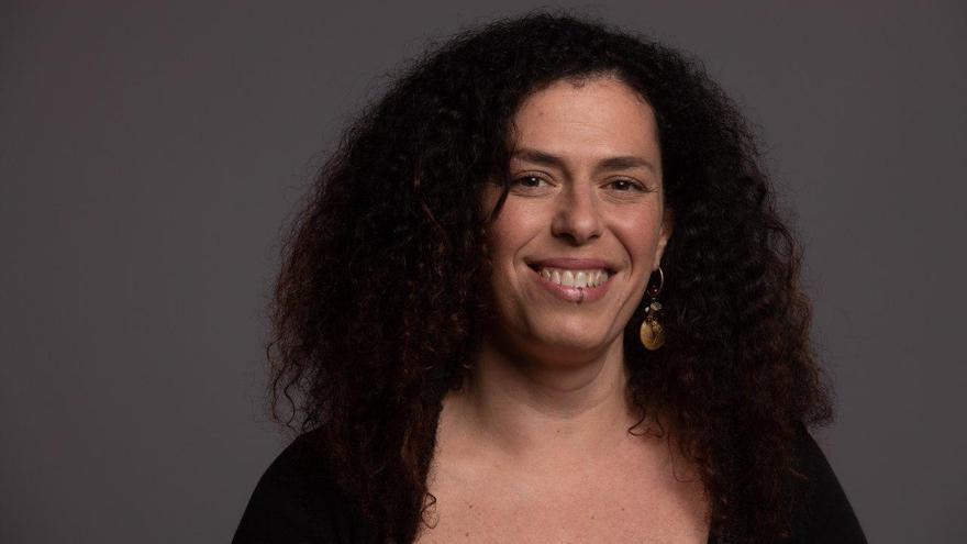 Mónica Rodero, candidata autonómica de Podemos Cantabria.