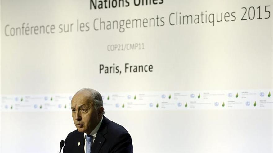 Se retrasa al sábado la presentación del proyecto sobre cambio climático