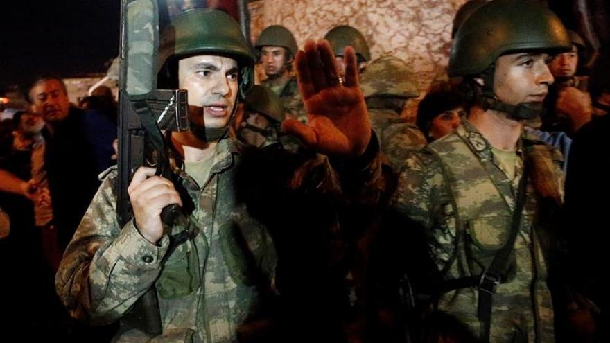 El Servicio de Inteligencia turca da por fracasado el Golpe de Estado