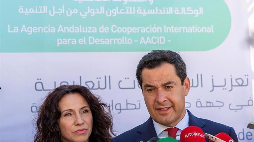"""La Junta asegura a Vox que no habrá """"subvenciones a dedo"""" en violencia machista"""