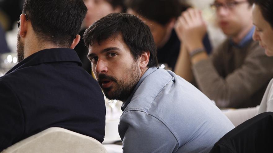 Espinar dice que Podemos defiende la unidad de España y eso les distingue de EH Bildu y BNG