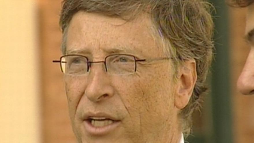 Bill Gates Infanta Cristina