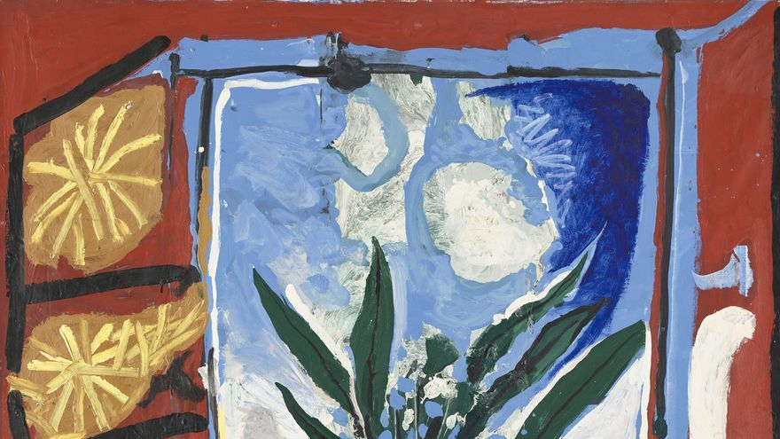 Bodegón con cabeza de toro (Pablo Picasso-1958)