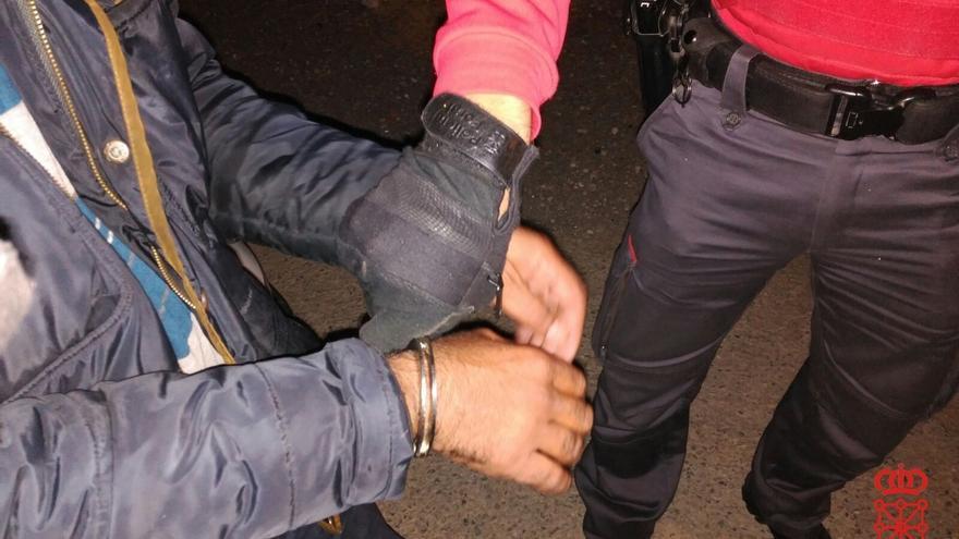 Seis detenidos en Navarra por delitos relacionados con violencia contra la mujer