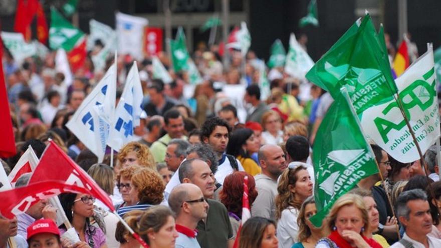 De la protesta de empleados públicos #18