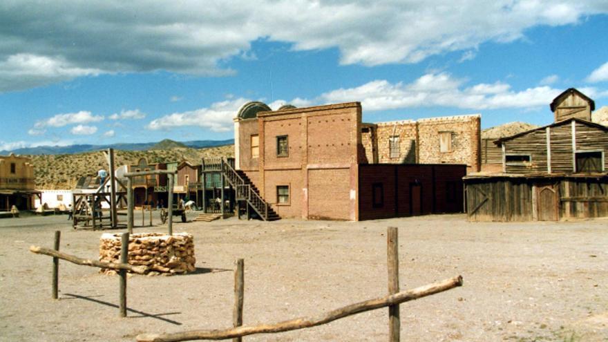 Almería, eterno escenario de películas del oeste