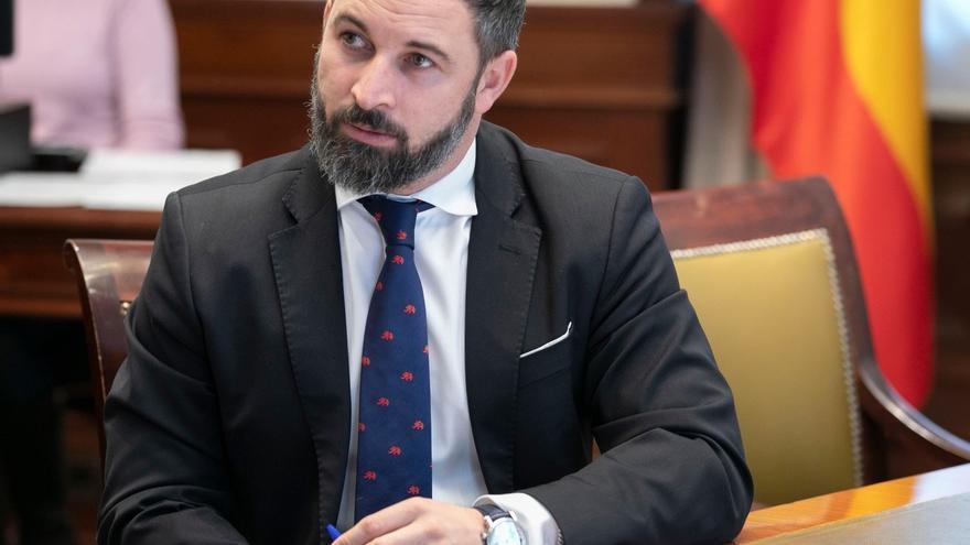 Vox traslada a Ciudadanos su negativa a facilitarle un puesto en la Mesa del Congreso como proponía el PP