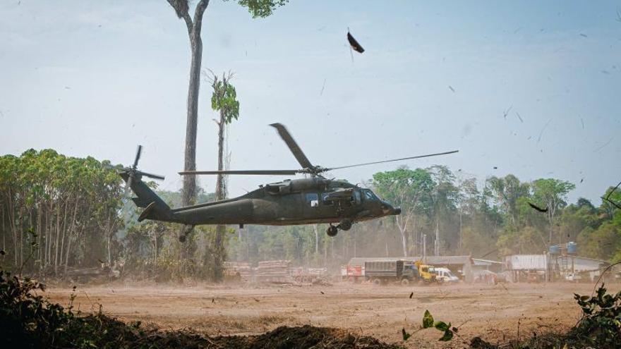 Brasil llega a COP25 ofuscado por la creciente deforestación en la Amazonía