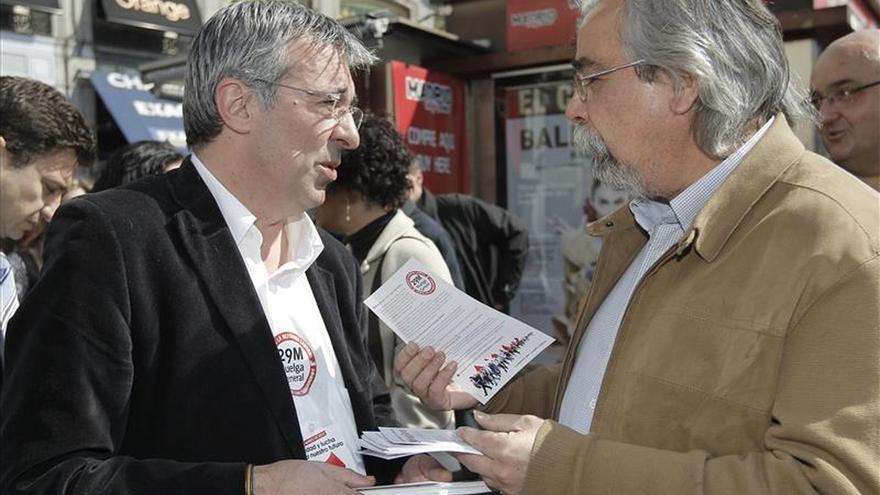 """IU abre expediente disciplinario por falta """"muy grave"""" a Pérez y Gordo"""