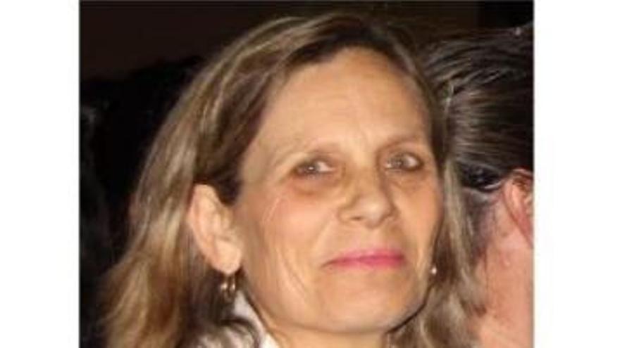 Francisca Cadenas desapareció en Hornachos en 2017