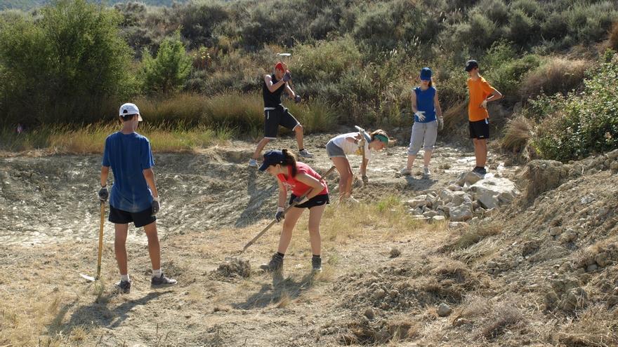 Gobierno vasco abre la convocatoria de proyectos para el programa Auzolandegiak 2015 de campos de trabajo