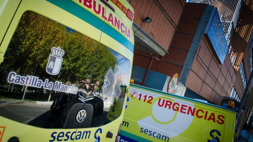 Hospital Virgen de la Salud Toledo SESCAM urgencias