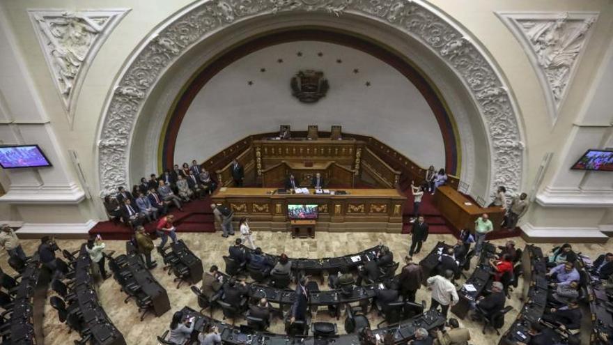 """El Parlamento venezolano pide a Bachelet verificar la salud de los """"presos políticos"""""""