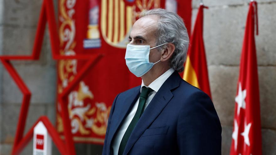 Madrid realizará test PCR a la población de zonas con mayor presencia del virus