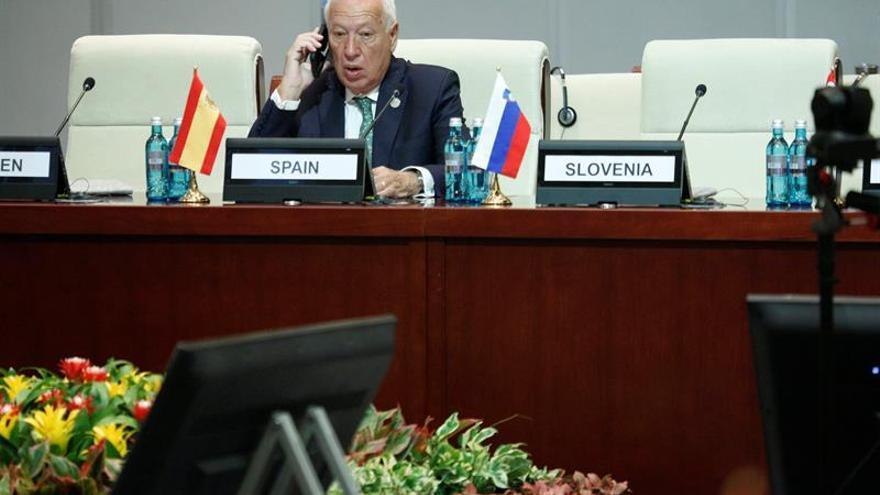 Margallo dice que hay 11 españoles que aún no han sido localizados en Francia