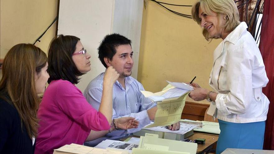 La candidata de derecha, convencida de enfrentarse a Bachelet en segunda vuelta