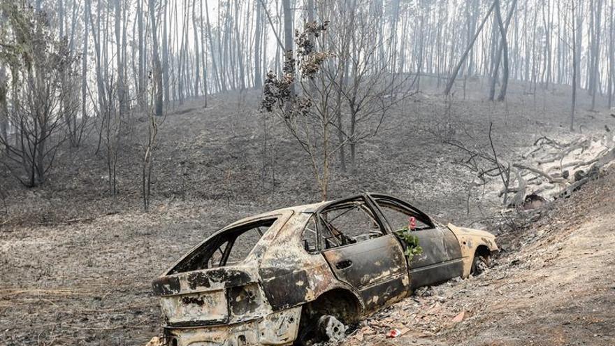 """El Gobierno luso niega que exista una """"lista secreta"""" de víctimas de incendio"""