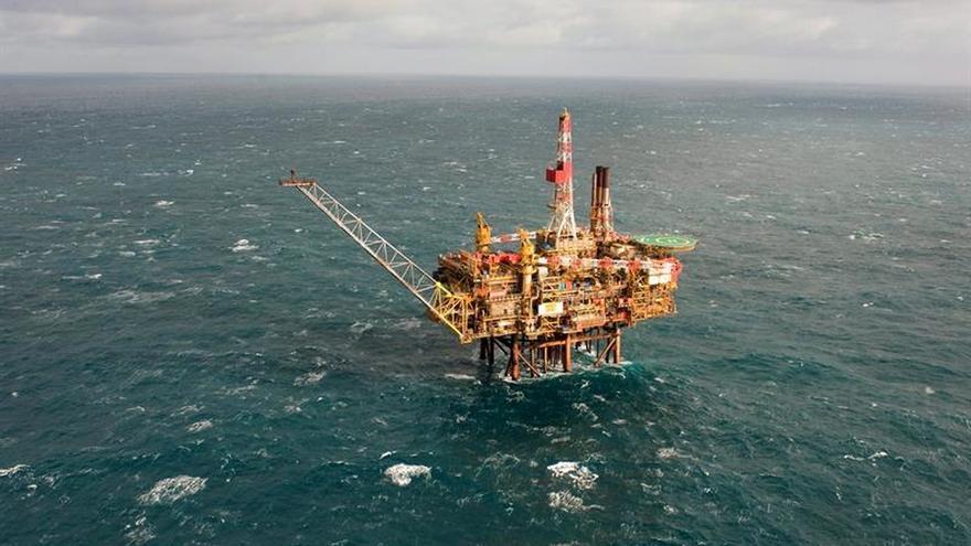 Las reservas de petróleo del mar del Norte pueden durar al menos 20 años más