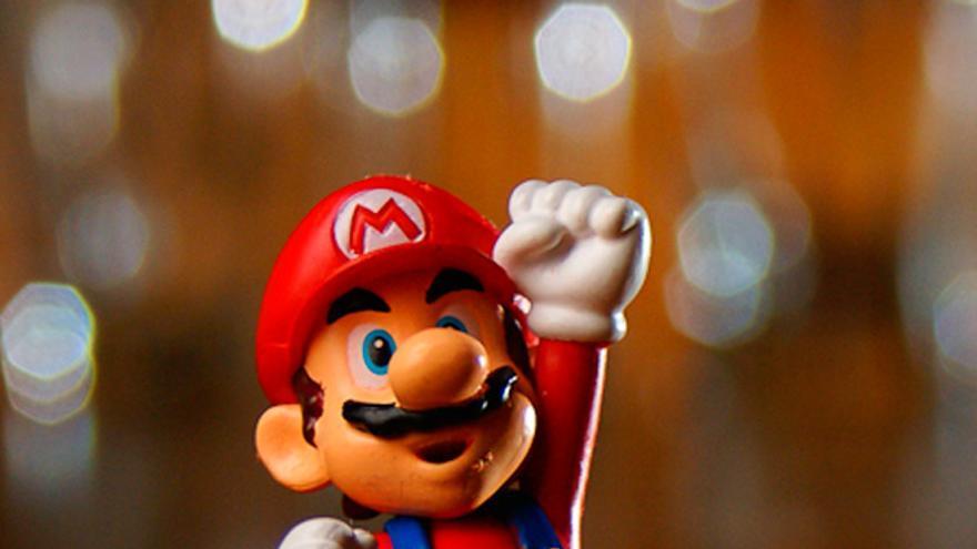 Super Mario, uno de los héroes de nuestra infancia (Foto: Tom Newby Photography en Flickr)