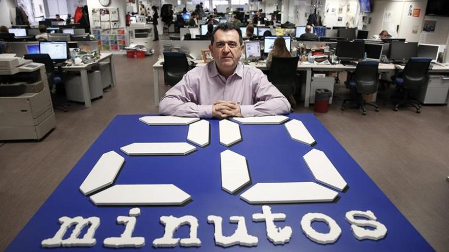 La editora de 20minutos releva a Arsenio Escolar como director del gratuito