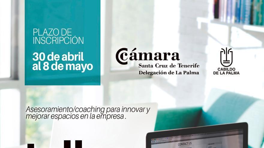 Cartel del taller del innovación.