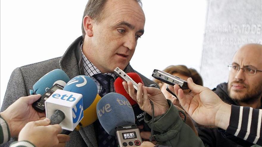 Esparza decide presentarse para ser candidato de UPN al Gobierno de Navarra
