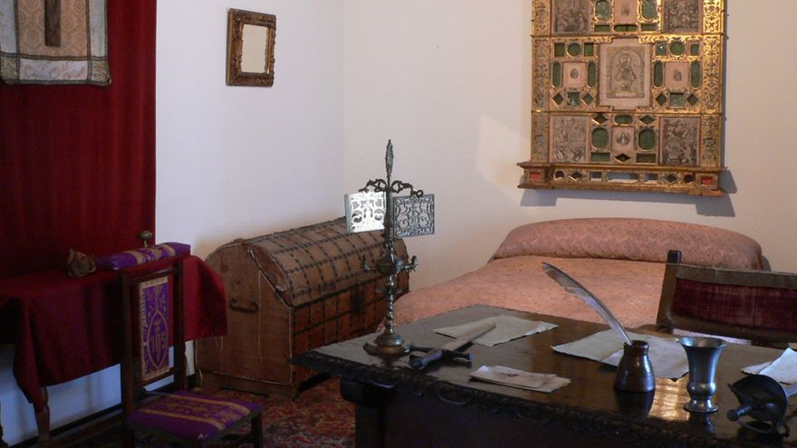 Casa-Museo Cervantes de Esquivias (Toledo) / Turismo Castilla-La Mancha