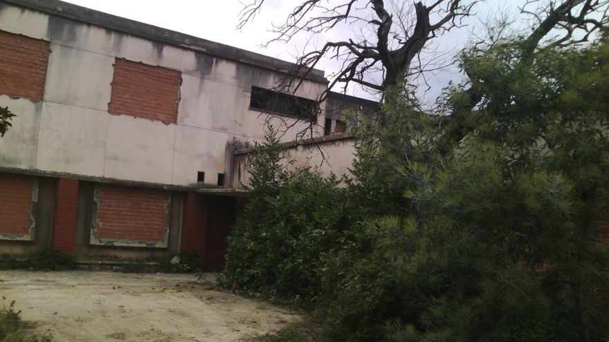 PSE-EE de Trapagaran exige que se actúe de inmediato sobre los pabellones y edificios de Babcock del barrio de Elguero