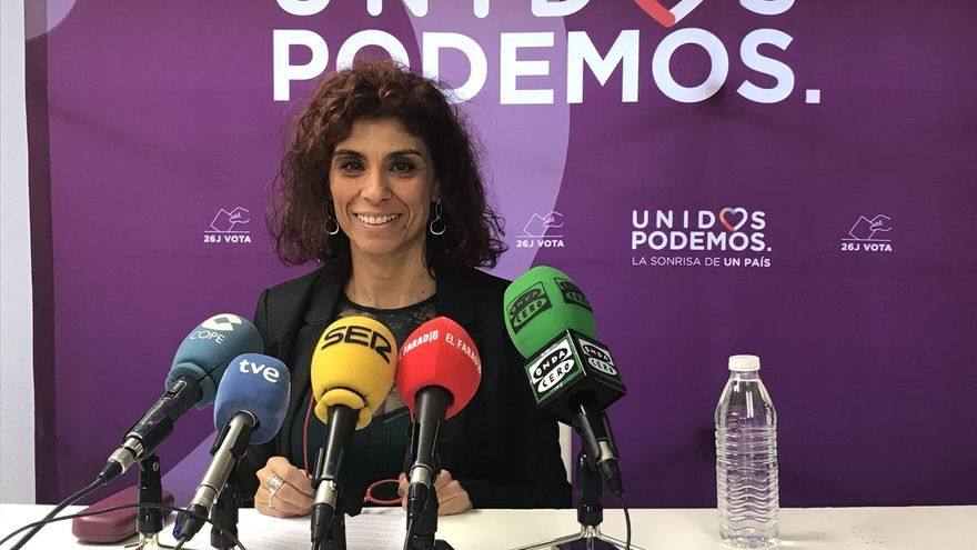 "Podemos ""pone dificultades"" a Rosana Alonso para consultar a los inscritos de Cantabria"
