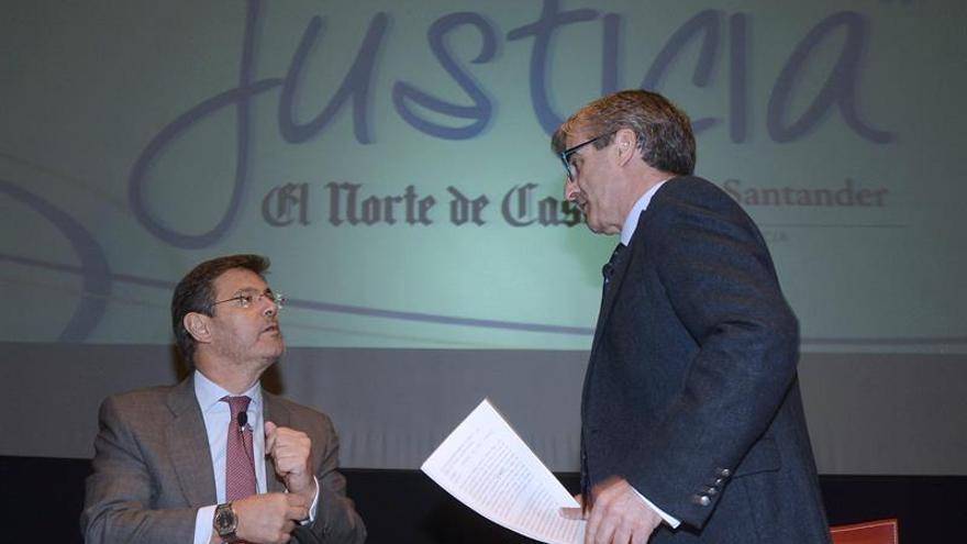 Catalá espera completar la digitalización de la Justicia esta legislatura